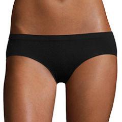 Flirtitude® Seamless Hipster Panties