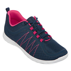 Zibu™ Deedra Womens Lace-Up Sneakers