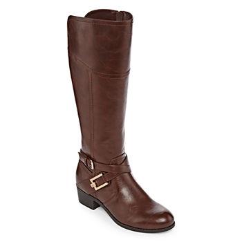 015d31af521 Liz Claiborne Riding Boots for Shoes - JCPenney