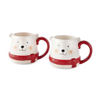 coffee mug - Christmas Coffee Cups