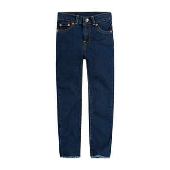 Levi's Big Girls Straight Straight Fit Jean