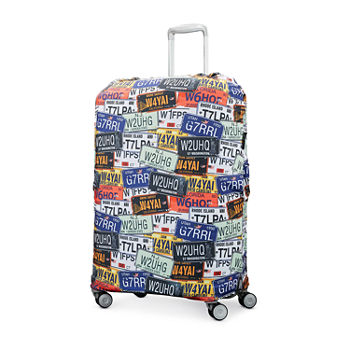 Samsonite Medium Printed Luggage Cover