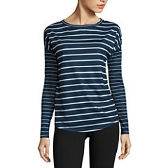 Made for Life™ Long Sleeve Stripe Tee