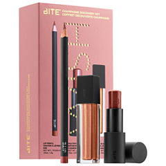Bite Beauty Champagne Discovery Lip Set