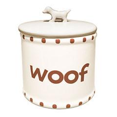 Avanti Dogs On Parade Bathroom Canister
