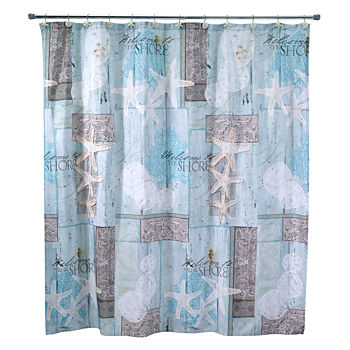 Unisex Shower Curtains Closeouts For Clearance