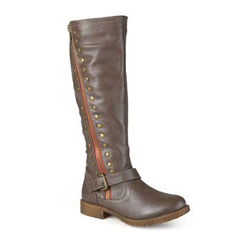 de0c47c9be3 Journee Collection Tilt Knee-High Riding Boots