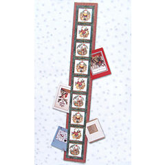 Club Pack Of 144 Woodland Santa Claus Christmas Greeting Card Holders 42