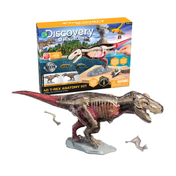 Discovery Kids Toy Anatomy T-Rex Kit