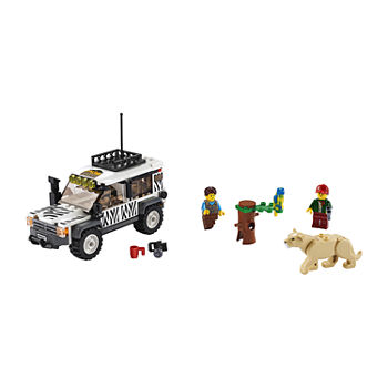 Lego City Great Vehicles Safari Off-Roader 60267