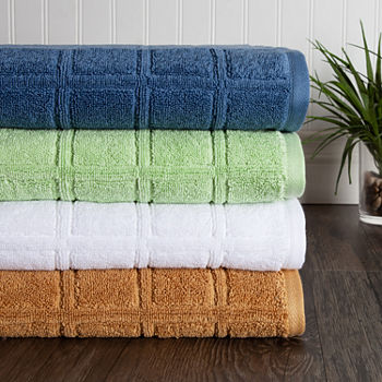 American Dawn Jackson Squares 6-pc. Bath Towel Set