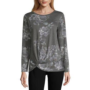 f29b28623bca4 Alyx Black Tops for Women - JCPenney