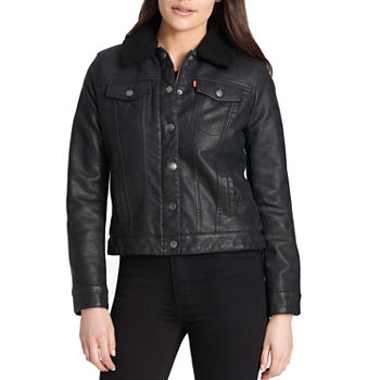 2fffc46b22b Faux Leather Jackets for Women