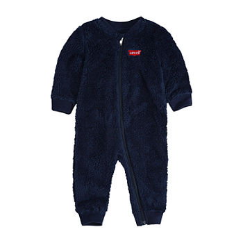 Levi's Baby Boys Long Sleeve Jumpsuit