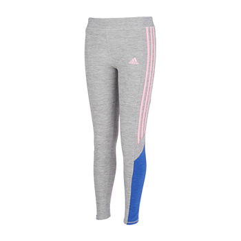 adidas Little Girls Full Length Leggings