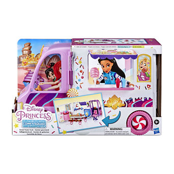 Hasbro Disney Princess Comfy Squad Sweet Treats Truck
