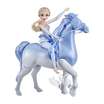 Hasbro Disney'S Frozen 2 Elsa And Swim And Walk Nokk