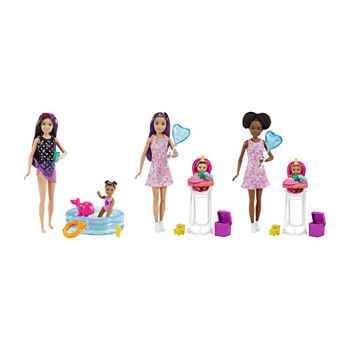 Barbie Skipper Babysitters Inc. Doll And Accessory Assortment