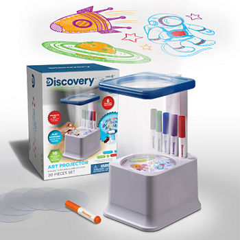 Discovery Kids Art Tracing Projector Kit for Kids