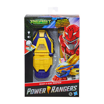 Power Rangers Beast-X King Morpher