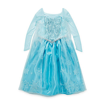 Disney Collection Frozen Elsa Girls Costume