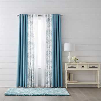 Liz Claiborne Curtains Drapes For Window Jcpenney
