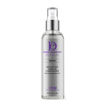 Design Essentials Platinum Volume  Weightless Leave-in Conditioner - 12 oz.