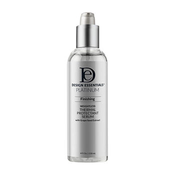 Design Essentials Platinum Weightless Thermal Protectant Hair Serum - 4 oz.