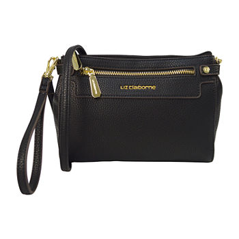 Liz Claiborne Elly Convertible Crossbody Bag