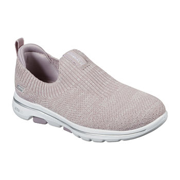 Skechers Go Walk 5 - Trendy Womens Walking Shoes