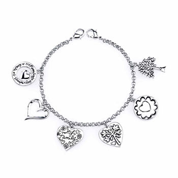 Footnotes Charm Bracelets Fashion For Jewelry Watches Jcpenney