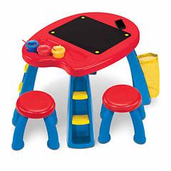 Grow'N Up Crayola Creativity Play Station