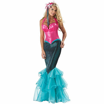 Mermaid Elite Collection Adult Womens Costume Womens Costume