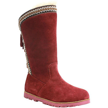01f9eab2898de Red Women s Winter   Rain Boots for Shoes - JCPenney