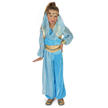 Mystic Genie Child Costume