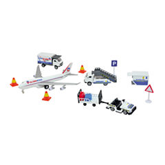 Dickie Toys - Airport Playset