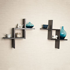 2-pc. Wall Shelf