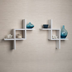2-pc. Wall Shelf