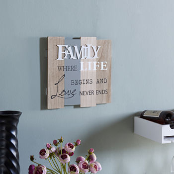 2ffb8e20d6f70 Wall Signs - JCPenney