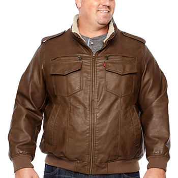 72fed42925 Big Size Bomber Jackets for Men - JCPenney