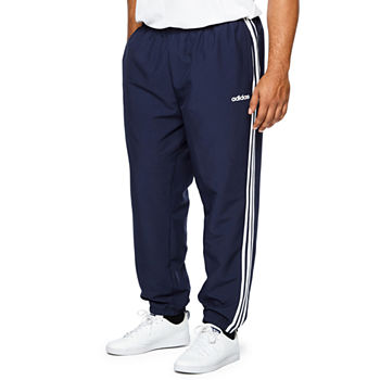 b88865af457b adidas Mens Athletic Fit Workout Pant - Big and Tall