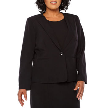 Black Label By Evan Picone Plus Size Suits Suit Separates For