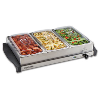 Awesome Electric Buffets Small Appliances For The Home Jcpenney Interior Design Ideas Apansoteloinfo