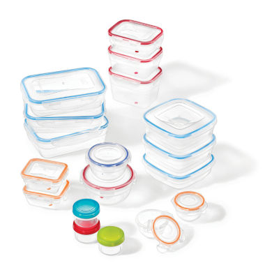 Lock U0026 Lock 36 Pc Easy Match 18 Pack Set. Food Container