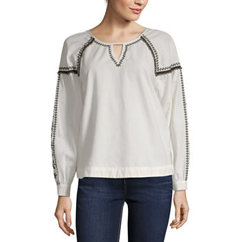 79f7928c5e7 A.n.a Embellished Tops for Women - JCPenney
