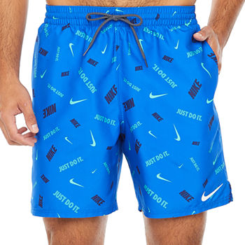 "Nike Logofetti Breaker 7"" Volley Shorts"