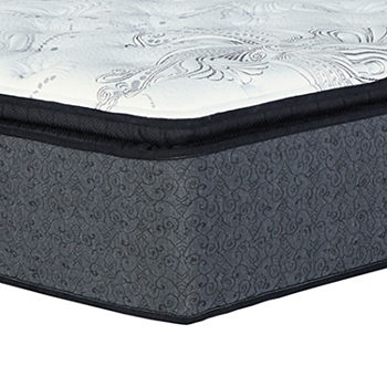 Sierra Sleep by Ashley® Manhattan Design Firm Pillow Top - Mattress Only