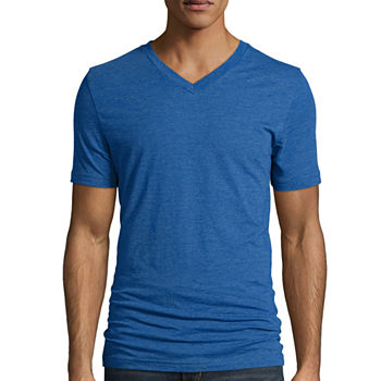 8c07fcee2a8c V Neck T-shirts Shirts for Men - JCPenney