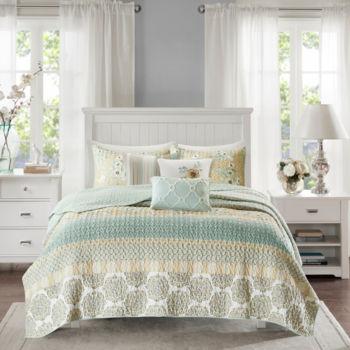 California King Cotton Quilts Bedspreads For Bed Bath Jcpenney