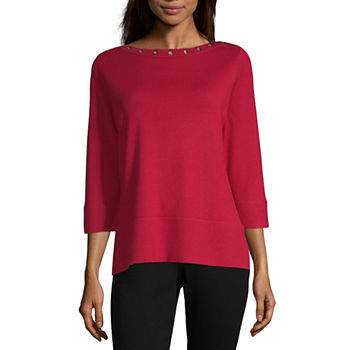 84f3364dc1e9 CLEARANCE Sweaters for Women - JCPenney